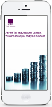 HFM Tax App screenshot
