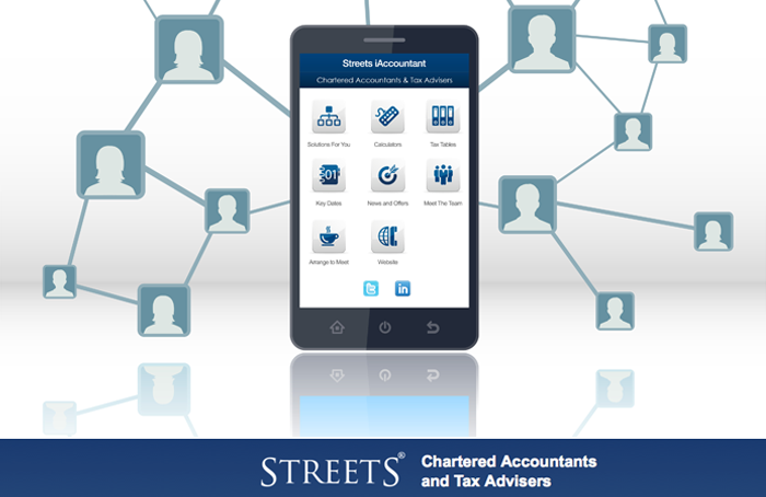 Streets Accountants Launch New App